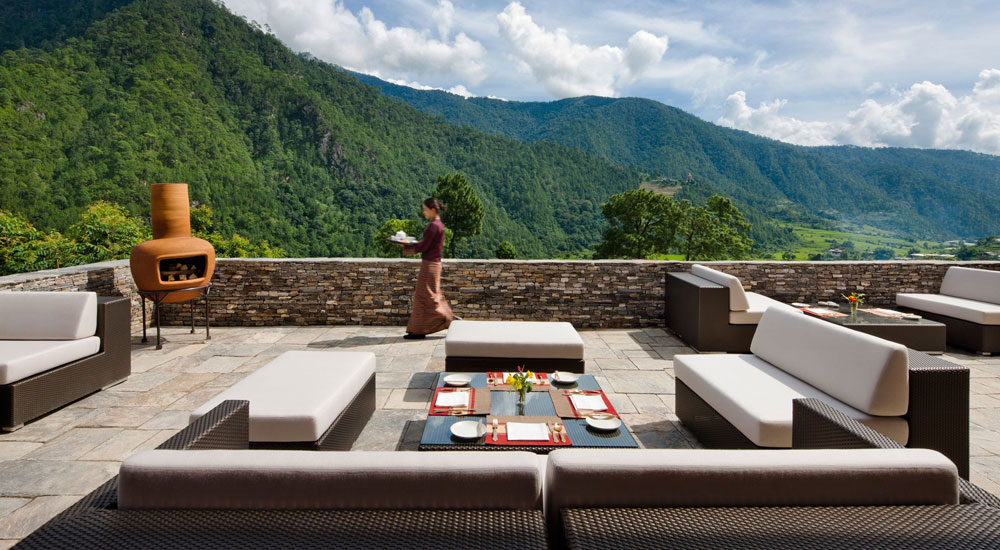 Bhutan Luxury Accommodation
